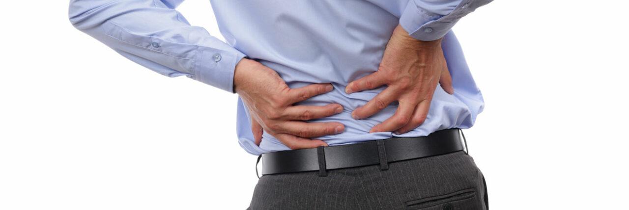 dores e sequelas nas costas geram grande parte das concessões do benefício de aposentadoria por invalidez