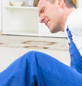 acidente do trabalho gera danos morais