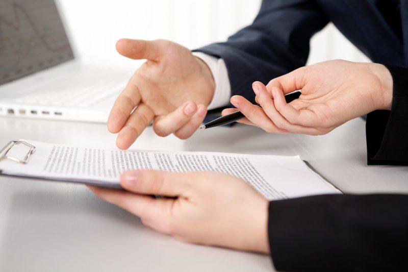 O que e contrato de trabalho