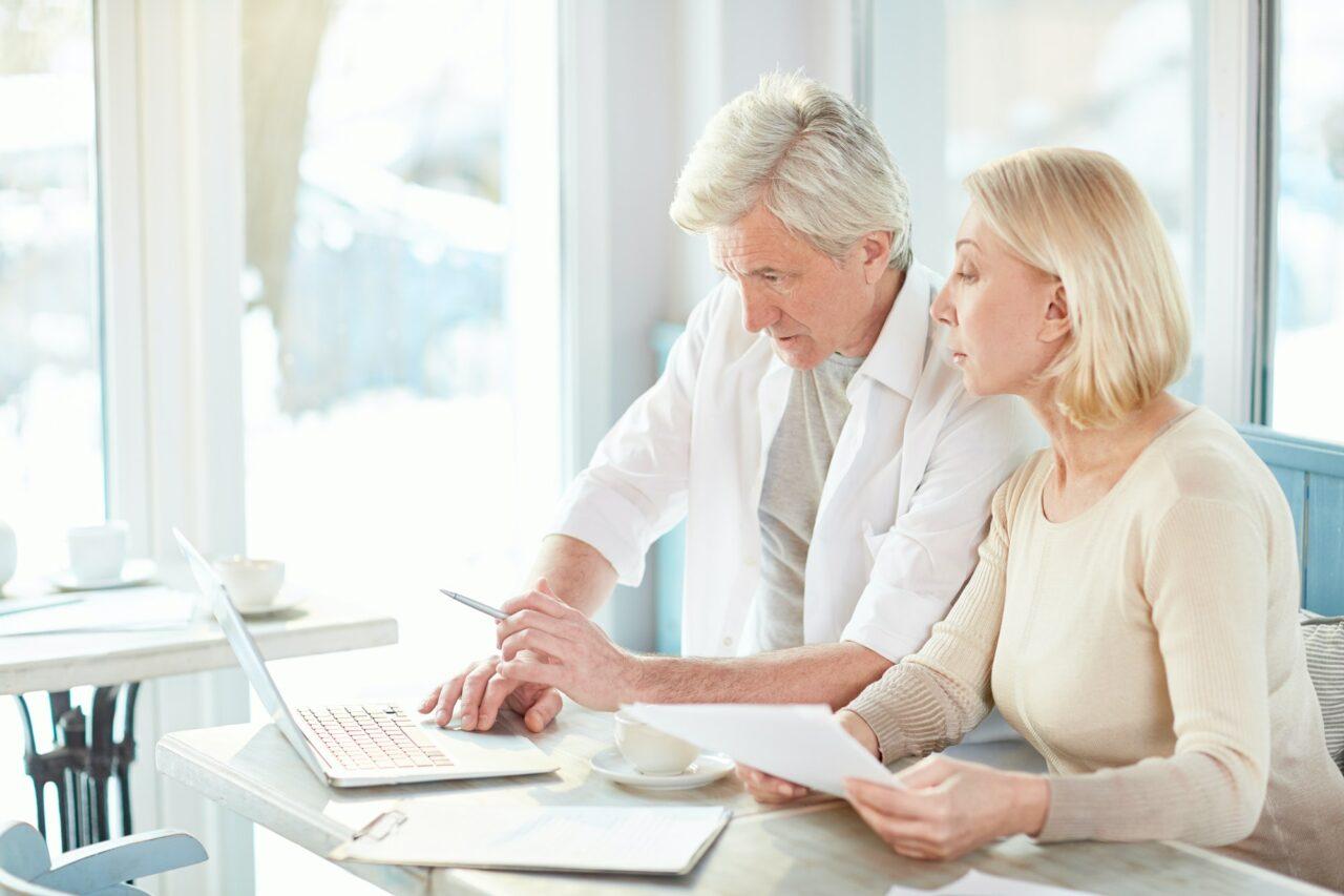 contagem de aposentadoria